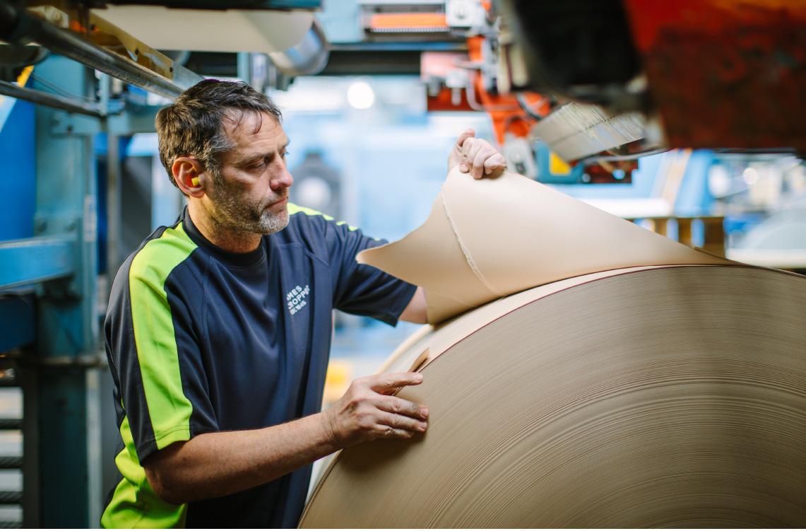 James-Cropper-Employee-paper-mill