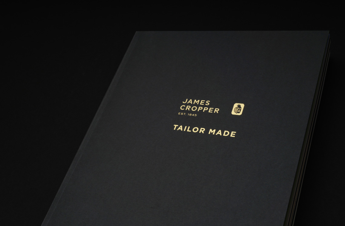 James-Cropper-Tailor-Made-Service-Brochure-Cover