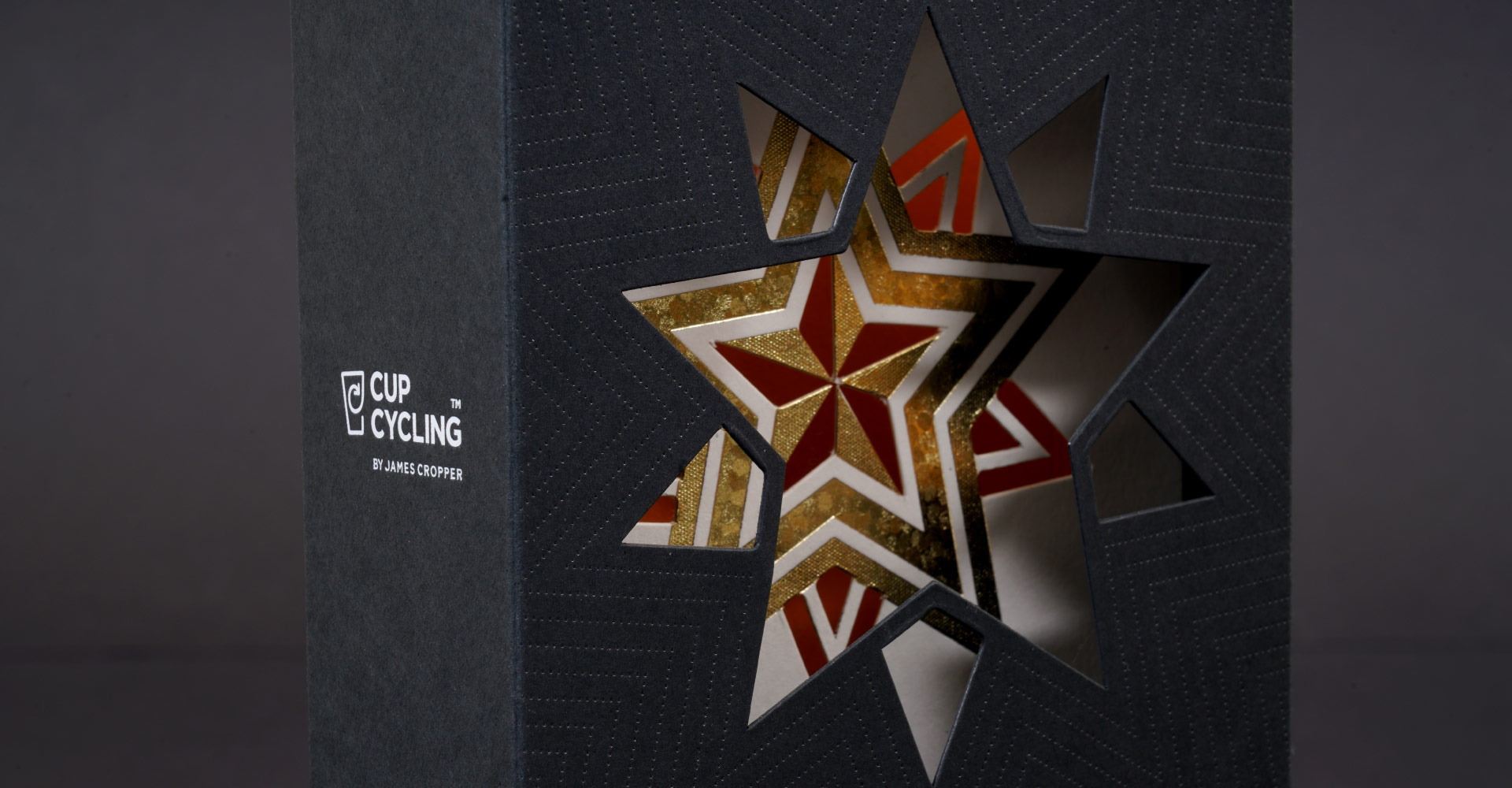 Plain Creative Project - James Cropper Christmas Cards - 9