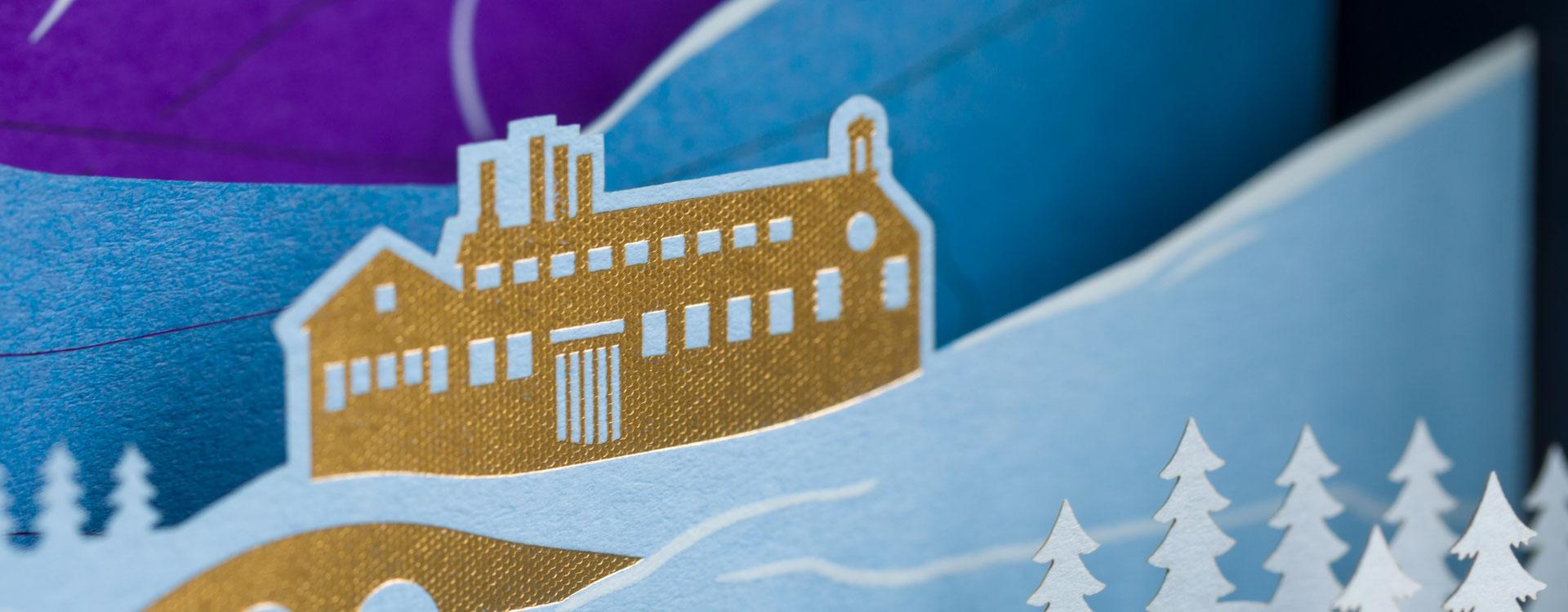 Plain Creative Project - James Cropper Christmas Cards - 1