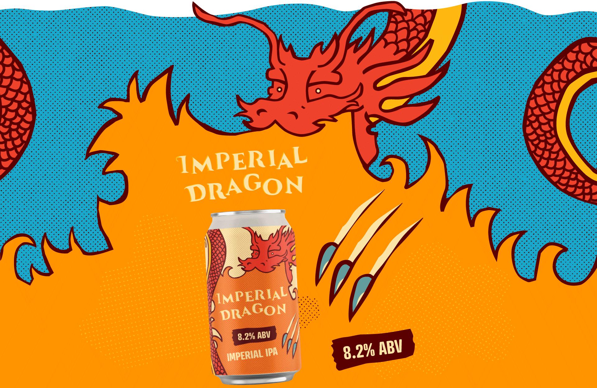 Imperial Dragon illustration
