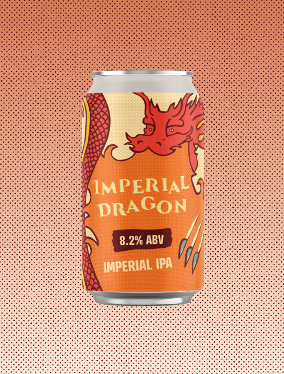Experimental Imperial Dragon Can