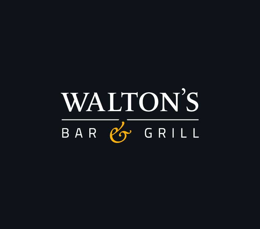 Plain Creative Project Waltons Bar and Grill