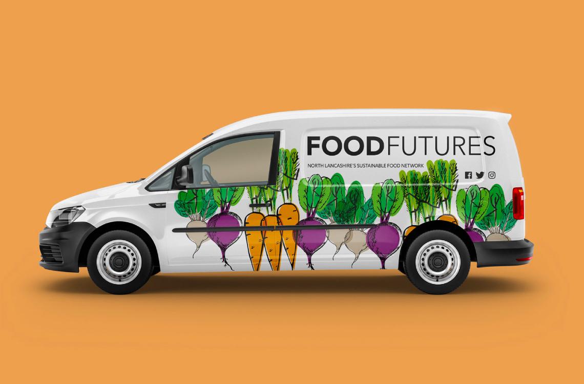 Plain Creative SFC Lancaster Food Futures
