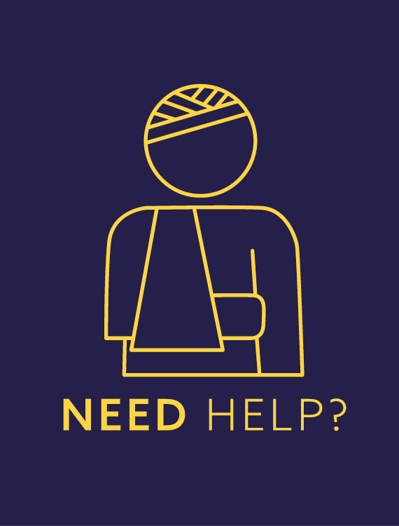 Milne Moser Solicitors Need Help Accident Icon