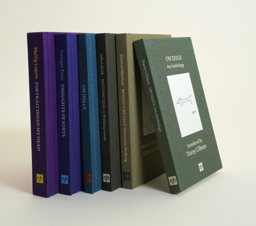 Notting Hill Editions book series