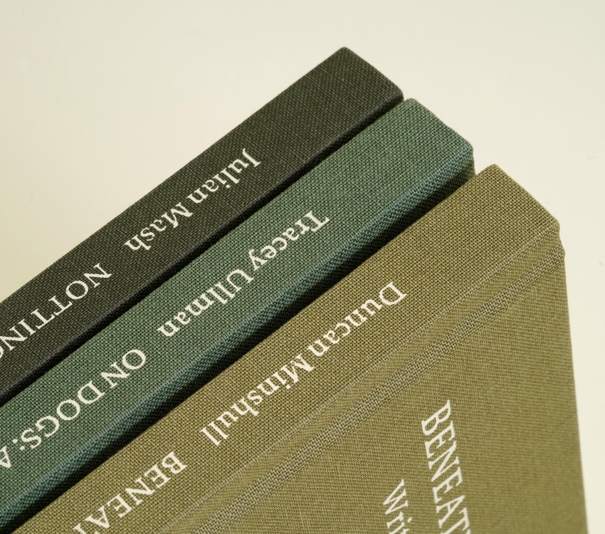 Notting Hill Editions close up