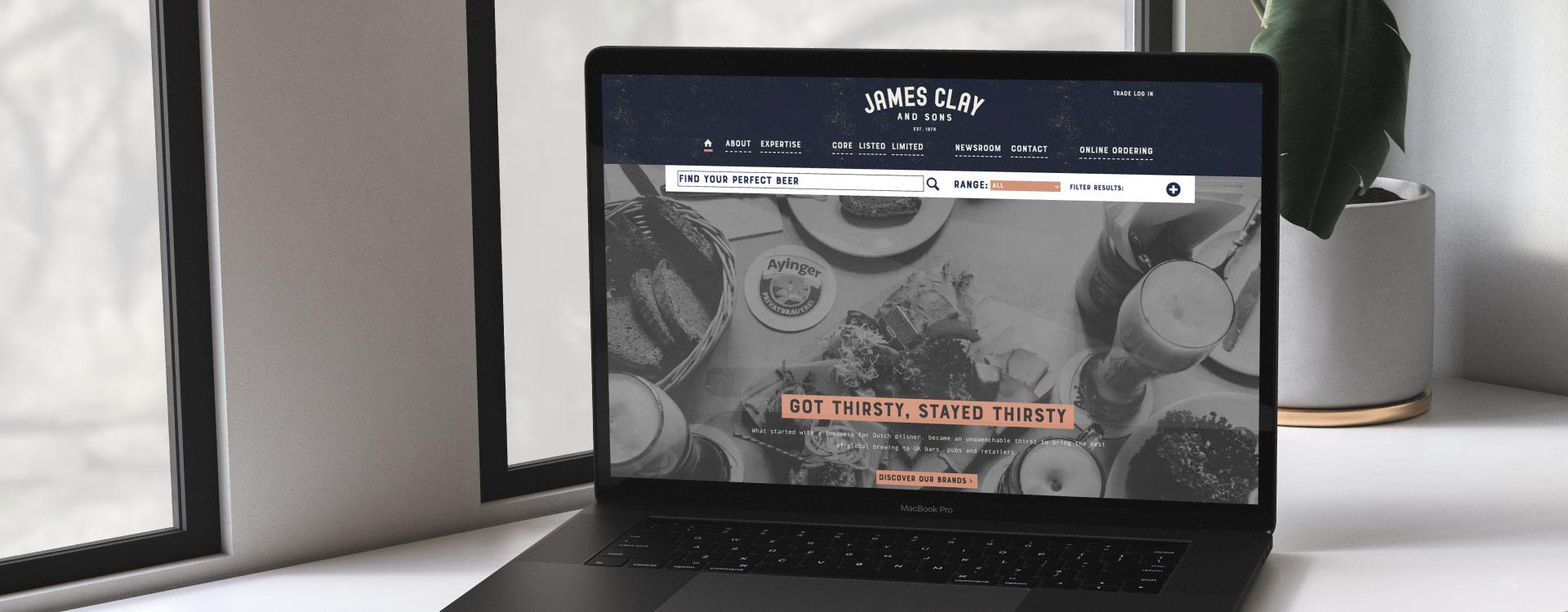 Plain Creative James Clay 1