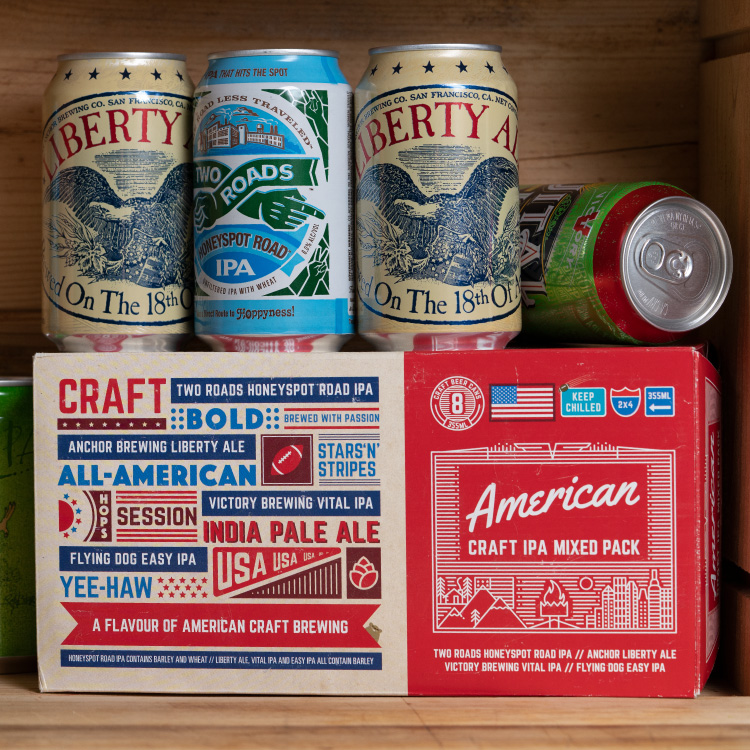James Clay American Craft IPA